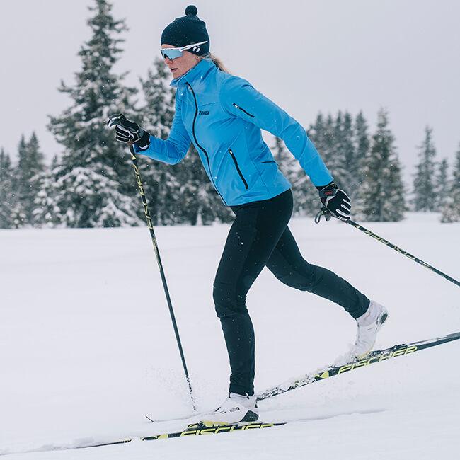 Aviator hiihtohousut naiset