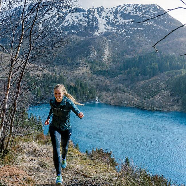 Trail trikoot naiset