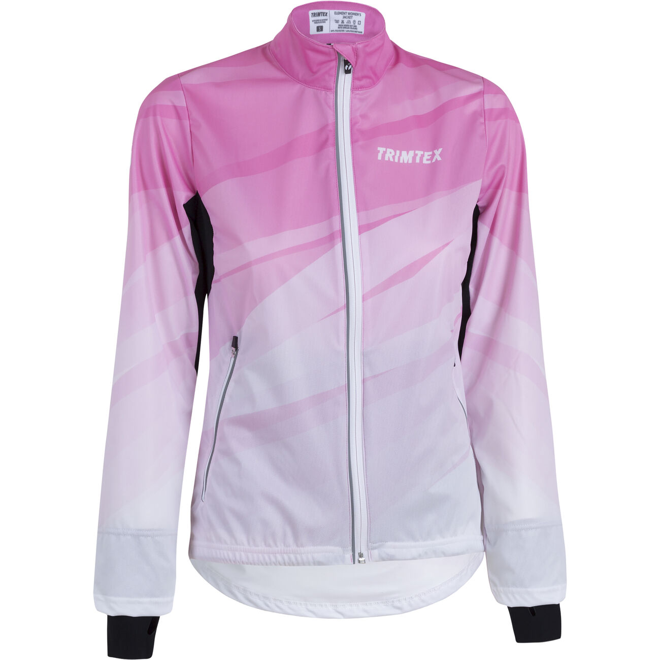 Element women's training jacket