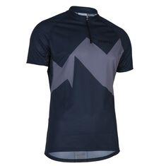 Rapid 2.0 O-Shirt SS Men Steel Blue S