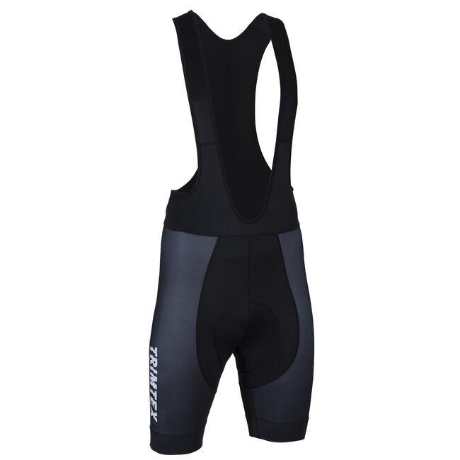 Team cycling bib shorts junior