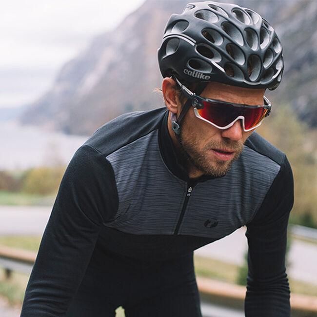 Victory Merino cycling jersey men's