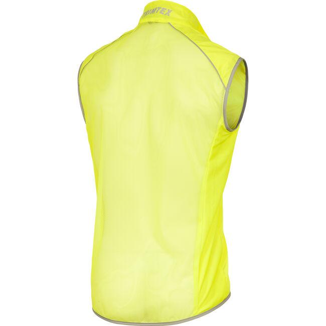 Reflect cycling vest men's