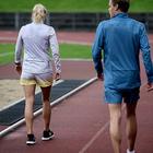 Fast running jacket women's