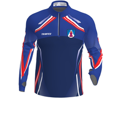 Run Zipp LS shirt junior