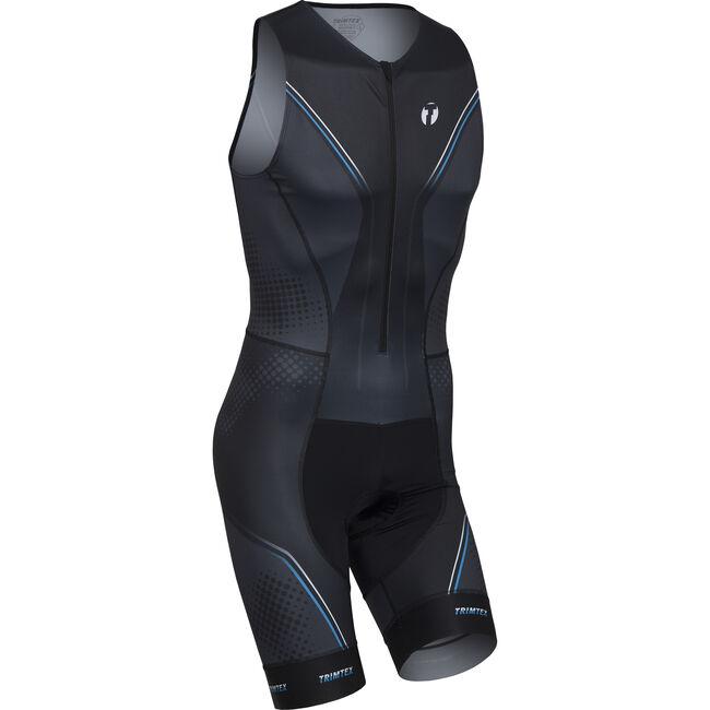 Triathlon skinsuit men's