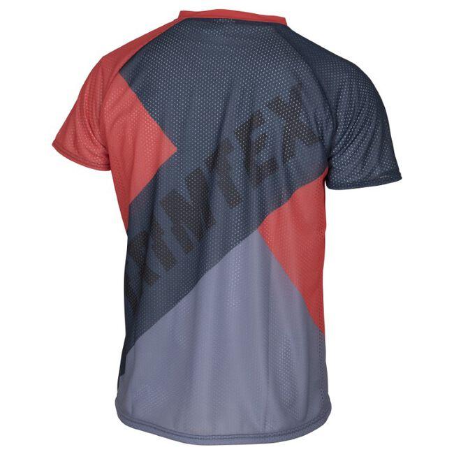 Basic Mesh O-Shirt SS Jr