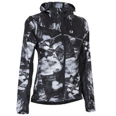 Feather running jacket women's