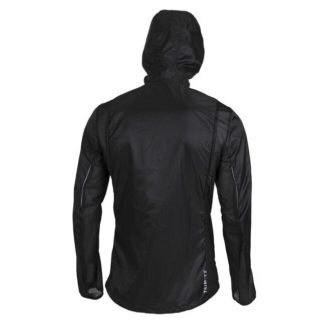 Feather running jacket men's