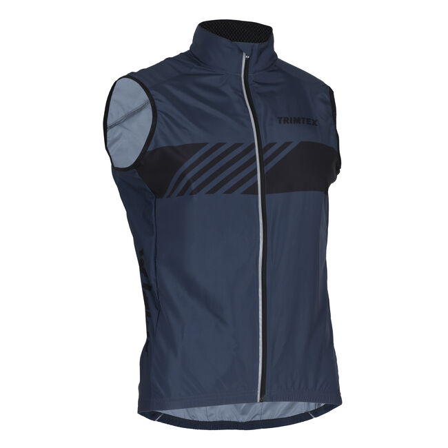 Team cycling vest men`s