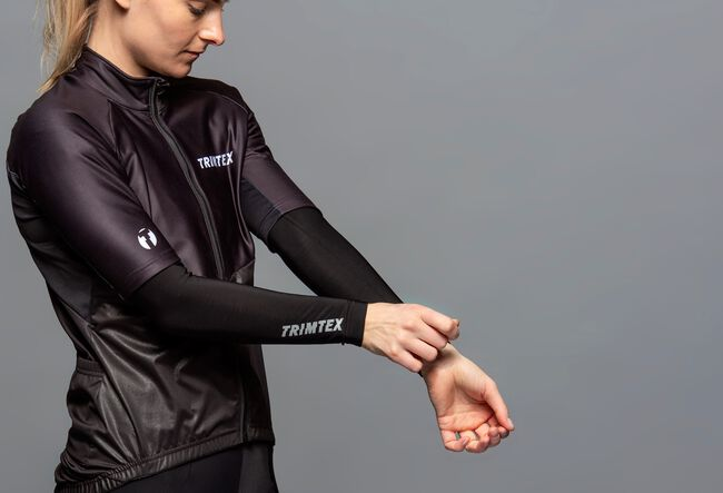 Venom cycling shirt women's
