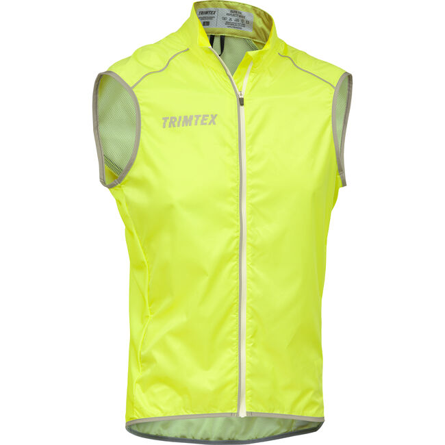 Reflect cycling vest men's