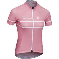 Elite Race cycling shirt women's - Hushovd design