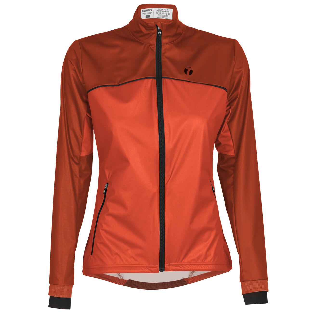 Instinct 2.0 running jacket women's