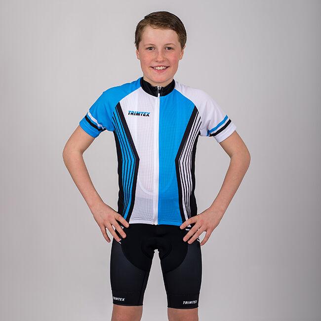 Elite cycling bib shorts junior