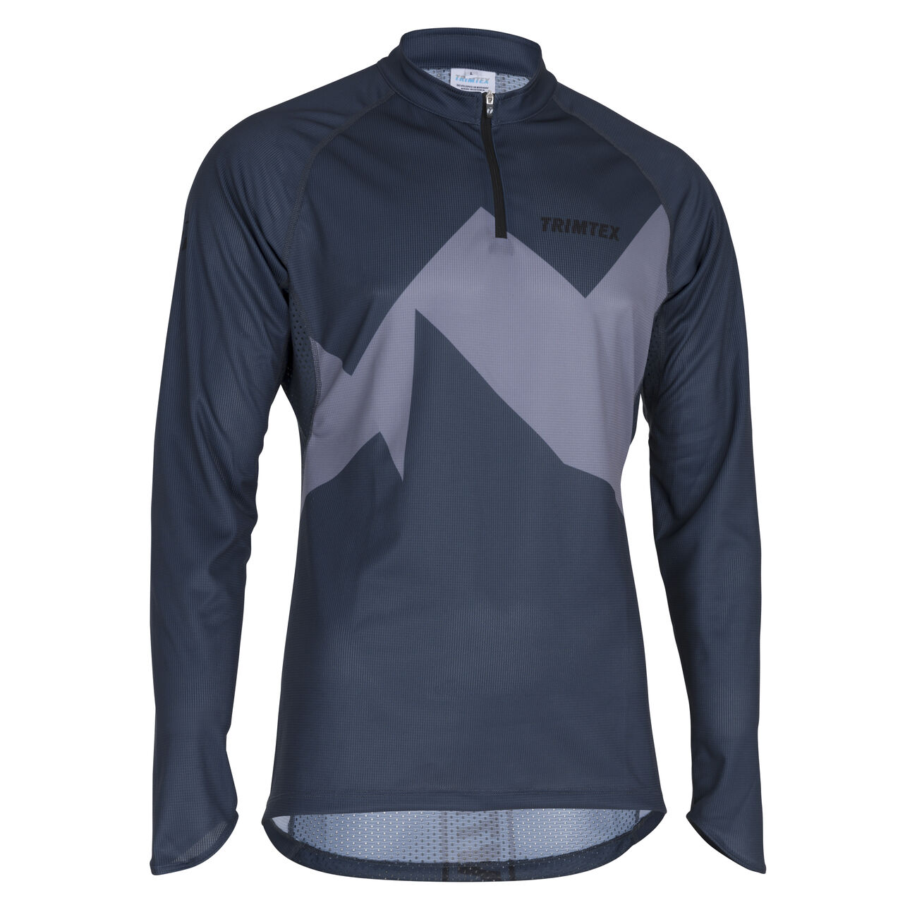 Rapid 2.0 orienteering LS shirt men's