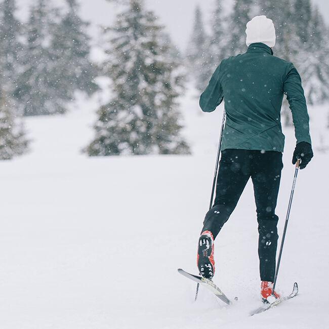 Aviator ski pants men's