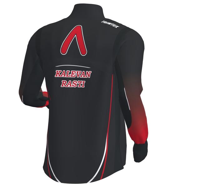 Advance running jacket women's