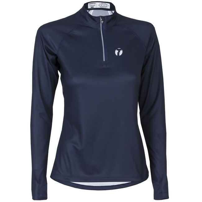 Run Zipp LS shirt women's
