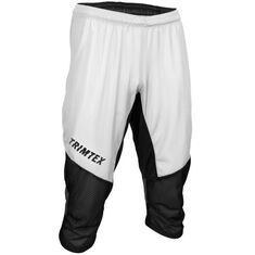 Trail O-pants TX Jr White / Black / Grey