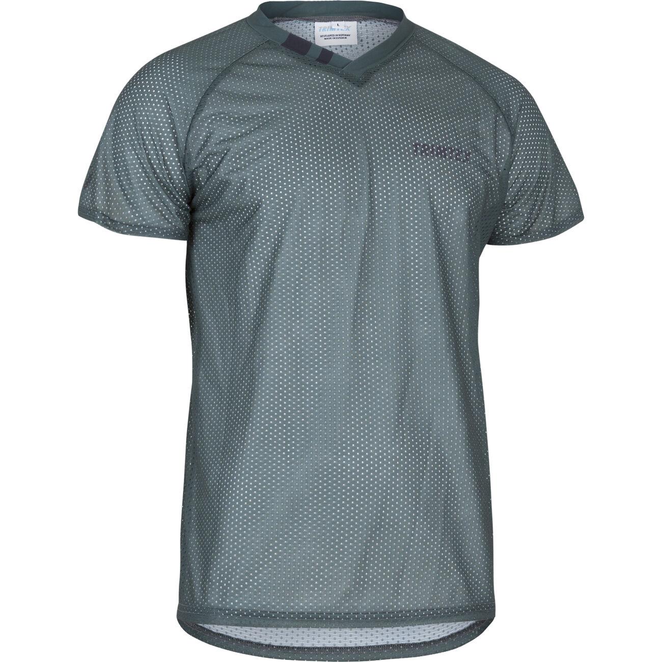Basic Mesh o-shirt