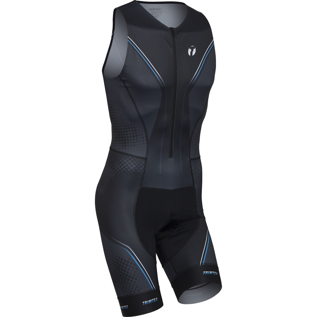Triathlon skinsuit men's