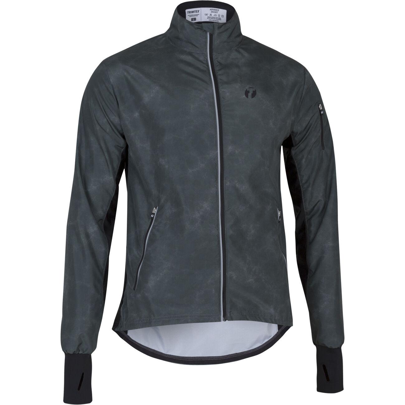 Advance running jacket men's
