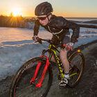 Elite Lightshell cycling RS-jacket junior