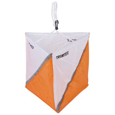 Competition flags with reflex