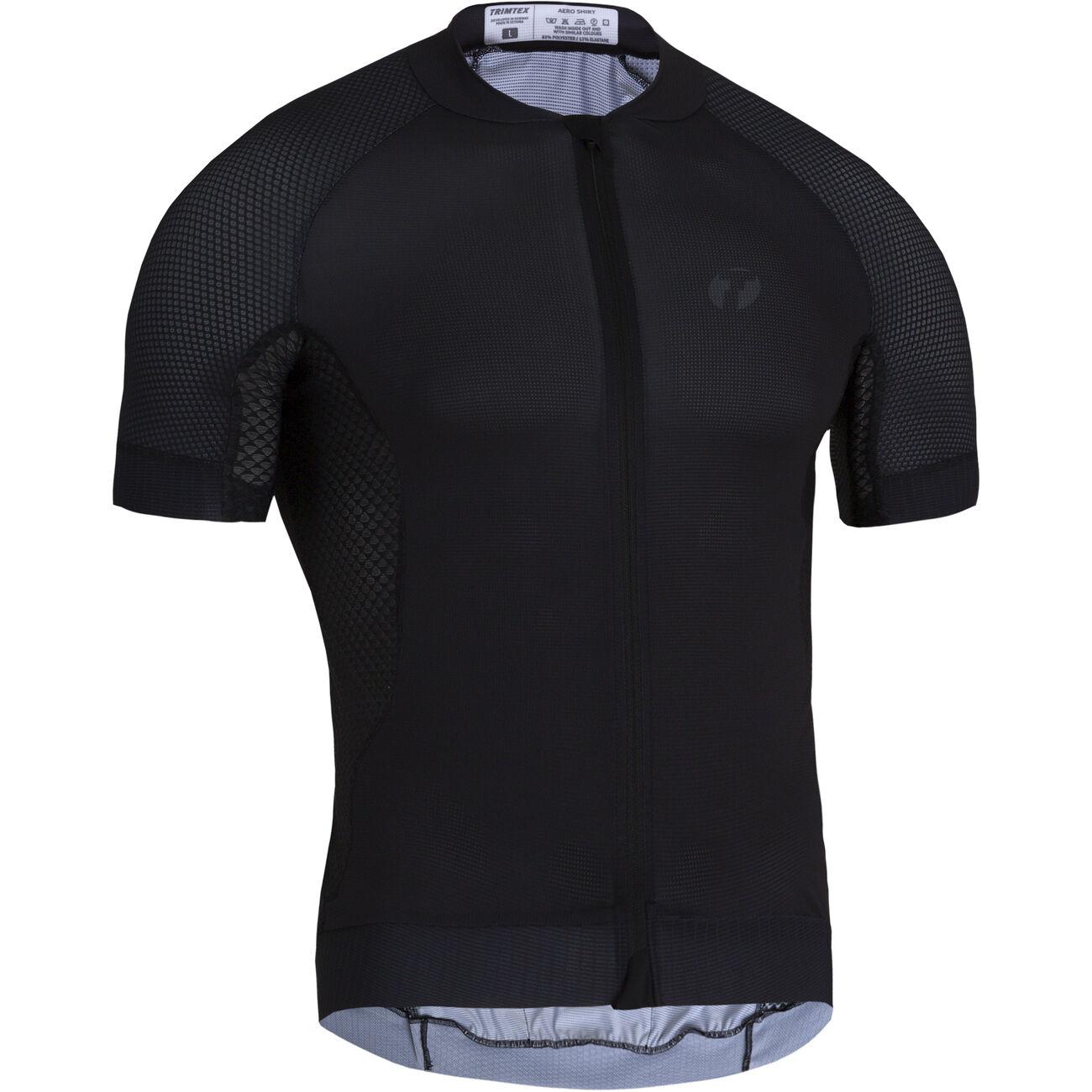 Aero cycling shirt men's