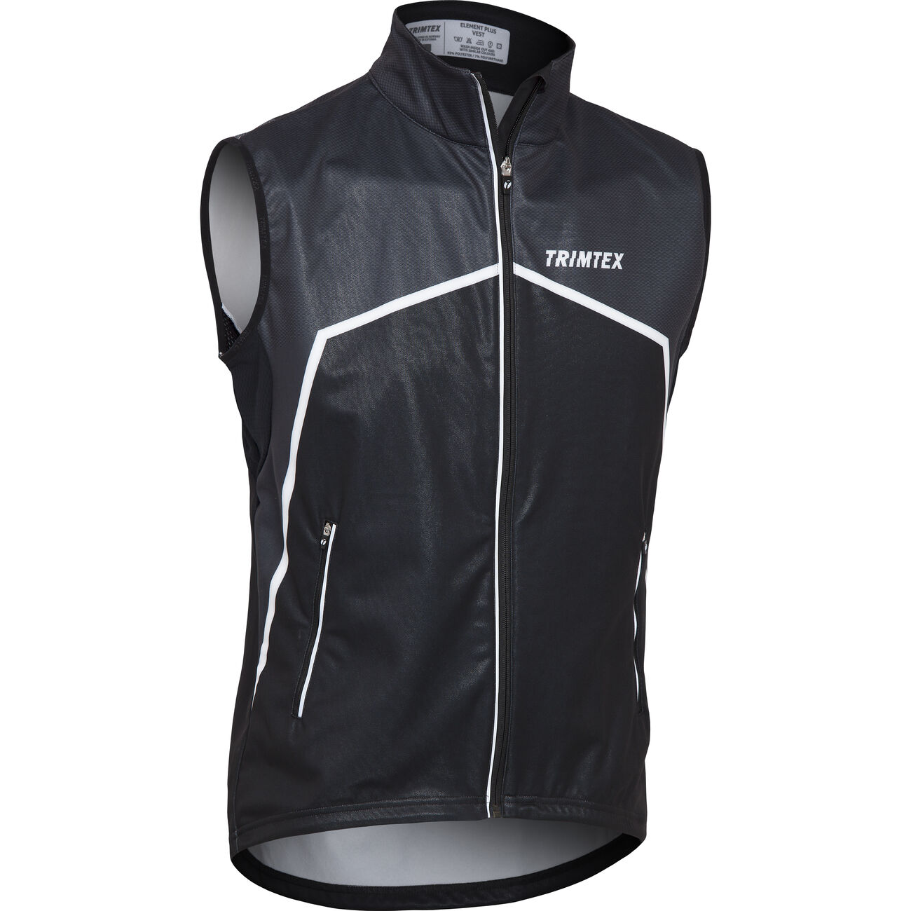Element Plus ski vest men's